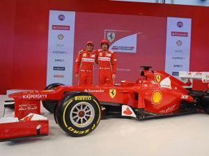 F1 2012 Ferrari